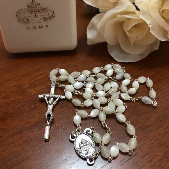 Rosary from Rome